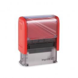 Imprint 8911 czerwony,,wym. 38 x 14 mm