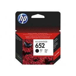 Tusz HP 652 czarny oryginał...
