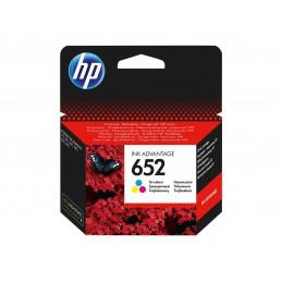 Tusz HP 652 color oryginał...