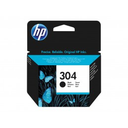 Tusz HP 304 BK N9K06AE BA3